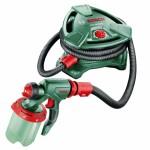 Рекомендации по выбору краскопульта: преимущества модели PFS 5000 E от Bosch