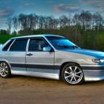 Мастер по покраске: красим кузов и бампер ВАЗ 2115 своими руками