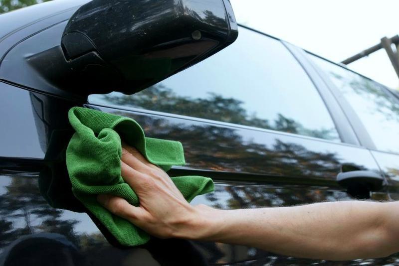 Ручная полировка кузова автомобиля