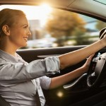 Гарантированная защита от слепящего солнца с антибликовой тонировкой для стекол авто