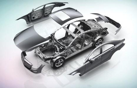 Конструкция кузова автомобиля