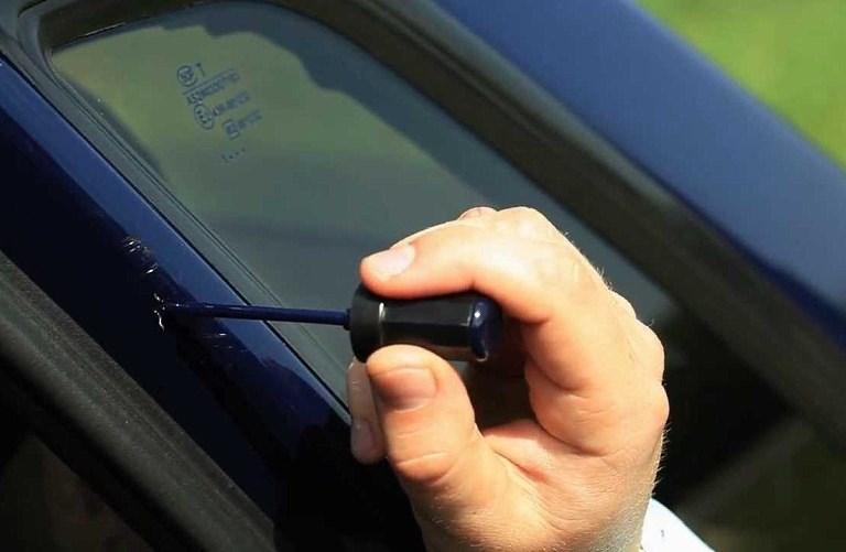 Лак для удаления царапин на авто