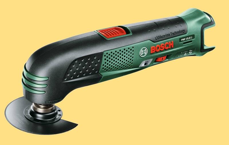 Аккумуляторная шлифовальная машинка Bosch