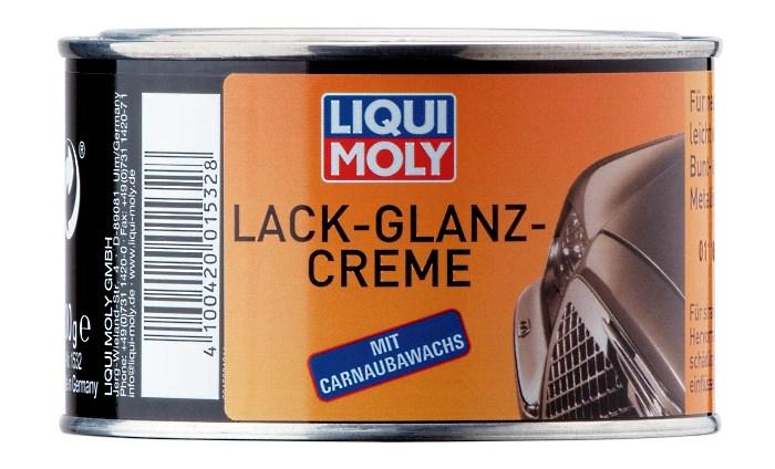 Защитная полироль Liqui Moly Lack Glanz Creme