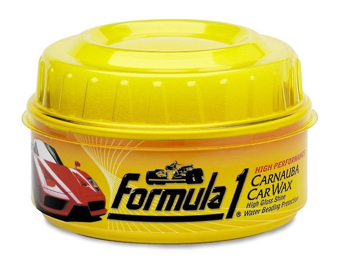 Защитная полироль Formula 1 Paste Wax