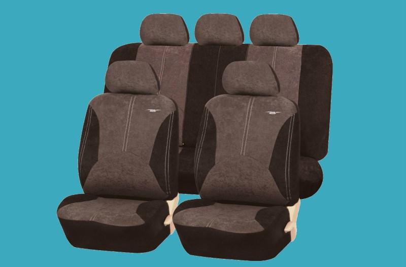Велюровые сиденья авто