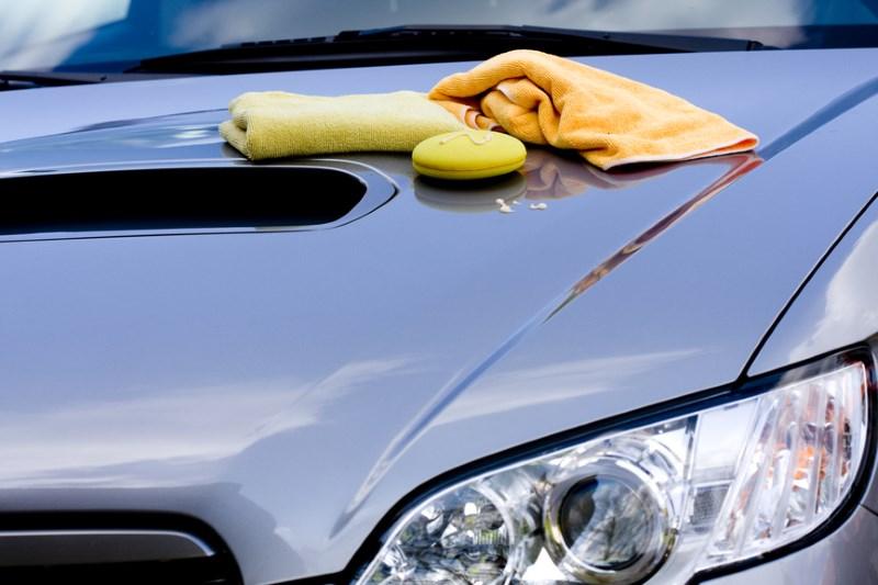 Защитная полироль для авто