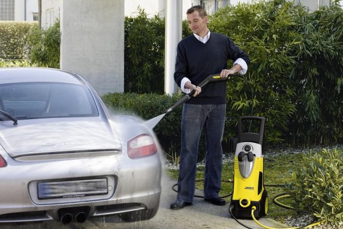 Применение минимойки для автомобиля
