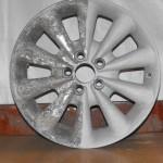 Сметает все на своем пути: особенности пескоструйной обработки колесных дисков
