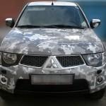 Простой секрет маскировки: применение камуфлированной пленки для кузова автомобиля