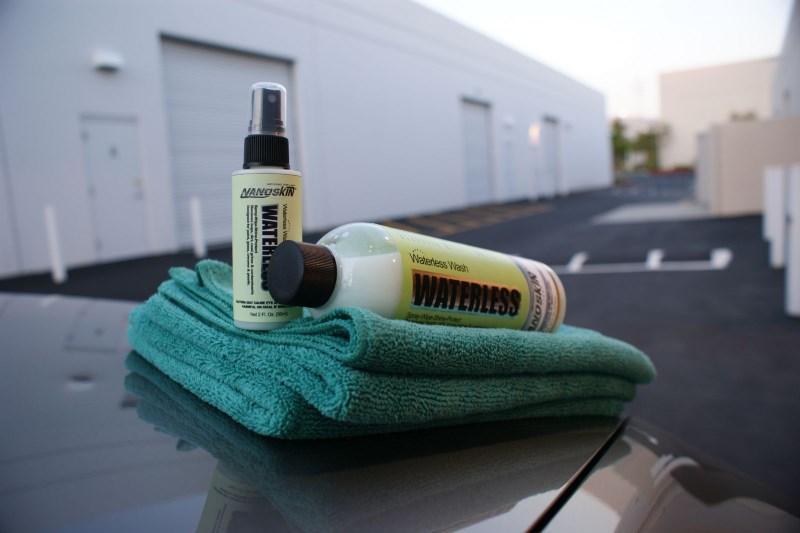 Средства для мытья авто