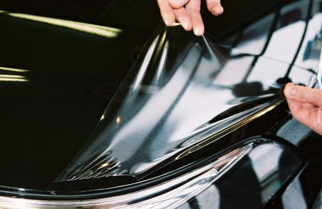 Защитная прозрачная пленка для кузова