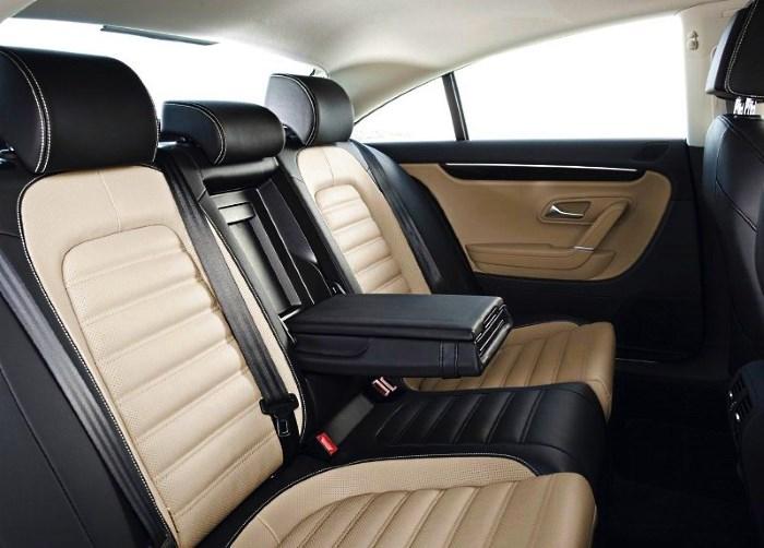 Кожаный салон Volkswagen Passat