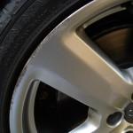 Спасение колесных дисков: убираем царапины и сколы с их поверхности