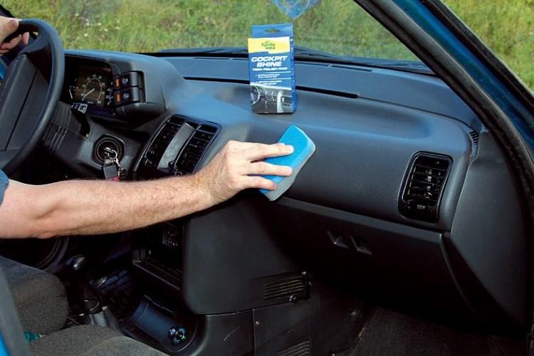 Полировка пластика авто