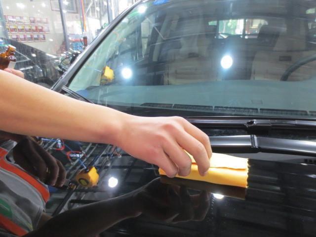 Полировка авто жидким стеклом