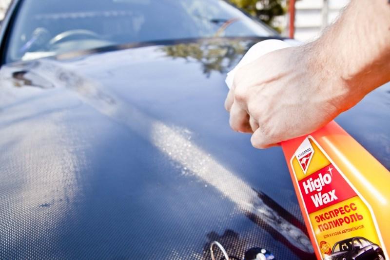 Как сделать полироль для машины своими руками 87