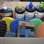 Супер качество: обзор полиролей и абразивных паст марки 3М