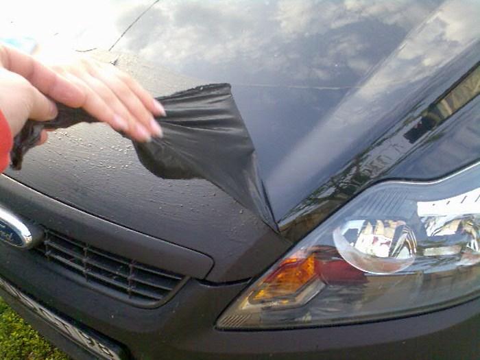 Жидкий пластик для авто