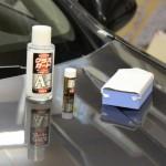 Блестящая и надежная защита кузова: полируем жидким стеклом