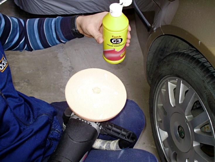 Как сделать полироль для машины своими руками 20