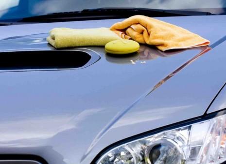 Полировка автомобиля без машинки