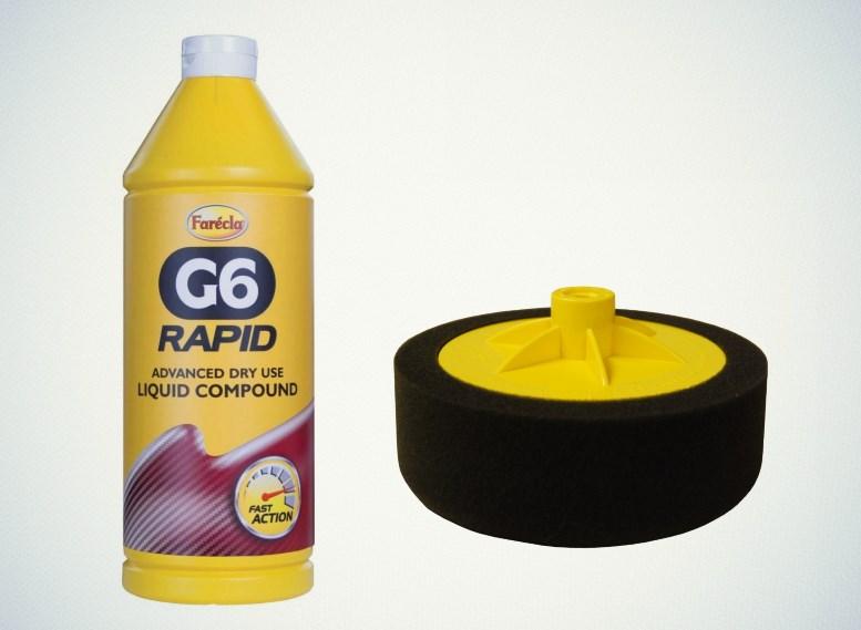 Полировочная паста G6
