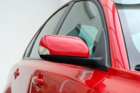 Тонировка передних стекол авто