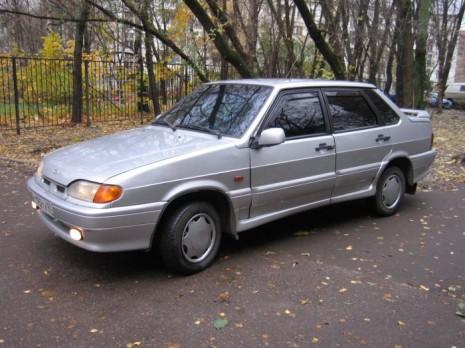 Тонировка авто ВАЗ 2115