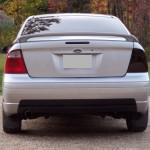 Особенности тонировки: преображаем задние фары автомобиля