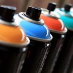 Главные плюсы аэрозольных автоэмалей и порядок покраски