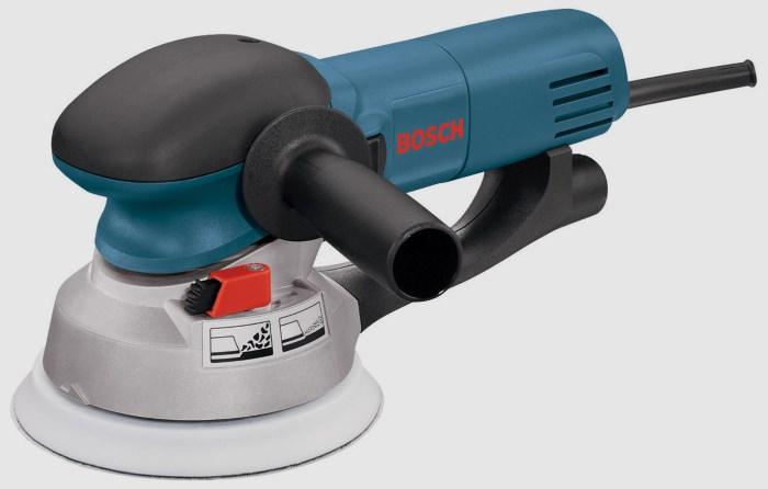 Bosch GEX 150 Turbo