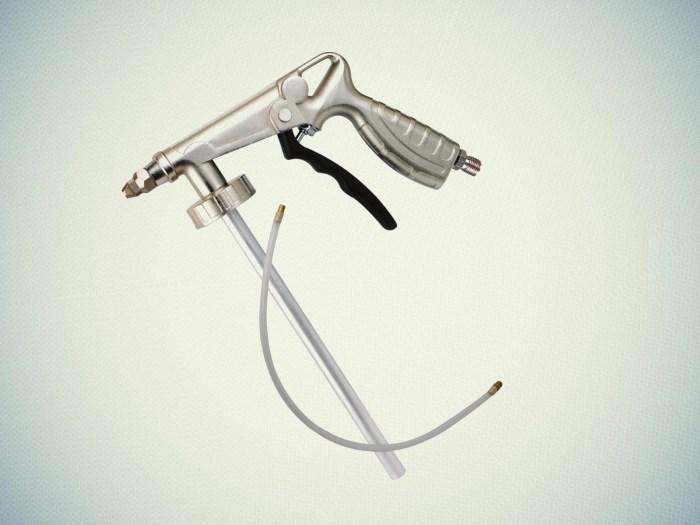 Пистолет для нанесения антигравия