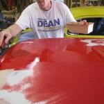 Как правильно покрасить кузов автомобиля с помощью валика?