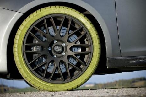 Окрашенная шина