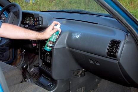 Полироль для пластика автомобиля