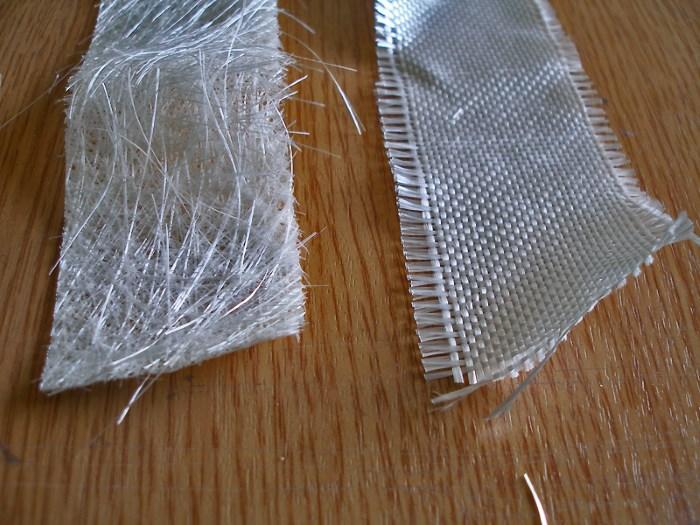 Стекловолокно и стеклоткань