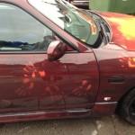 Невероятные превращения цвета авто с термочувствительной краской