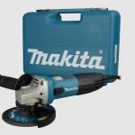 Обзор четырех лучших углошлифовальных машинок марки Макита