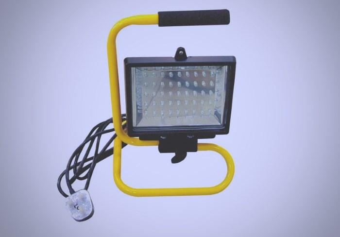Переносной прожектор