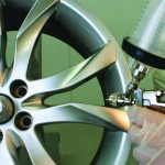 Покраска титановых дисков своими руками: чем и как это делать?