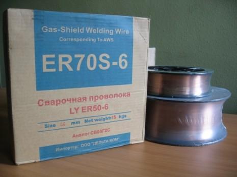 Сварочная проволока ER70S 6