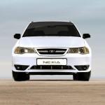 Кузовная геометрия автомобиля Daewoo Nexia: основные размеры седана