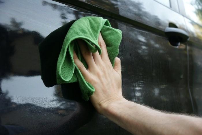 Очищение кузова