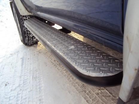 Порог автомобиля