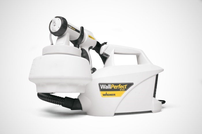 Wagner WallPerfect W 665