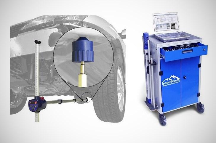 Электронная измерительная система EMS 2A
