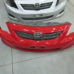 Проверенные методы восстановления бампера Toyota Corolla