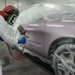 Все тонкости покраски автомобиля кислородом