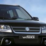 Этапы ремонта кузова Suzuki Grand Vitara
